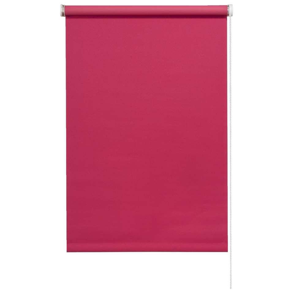Store enrouleur occultant - rose - 60x190 cm