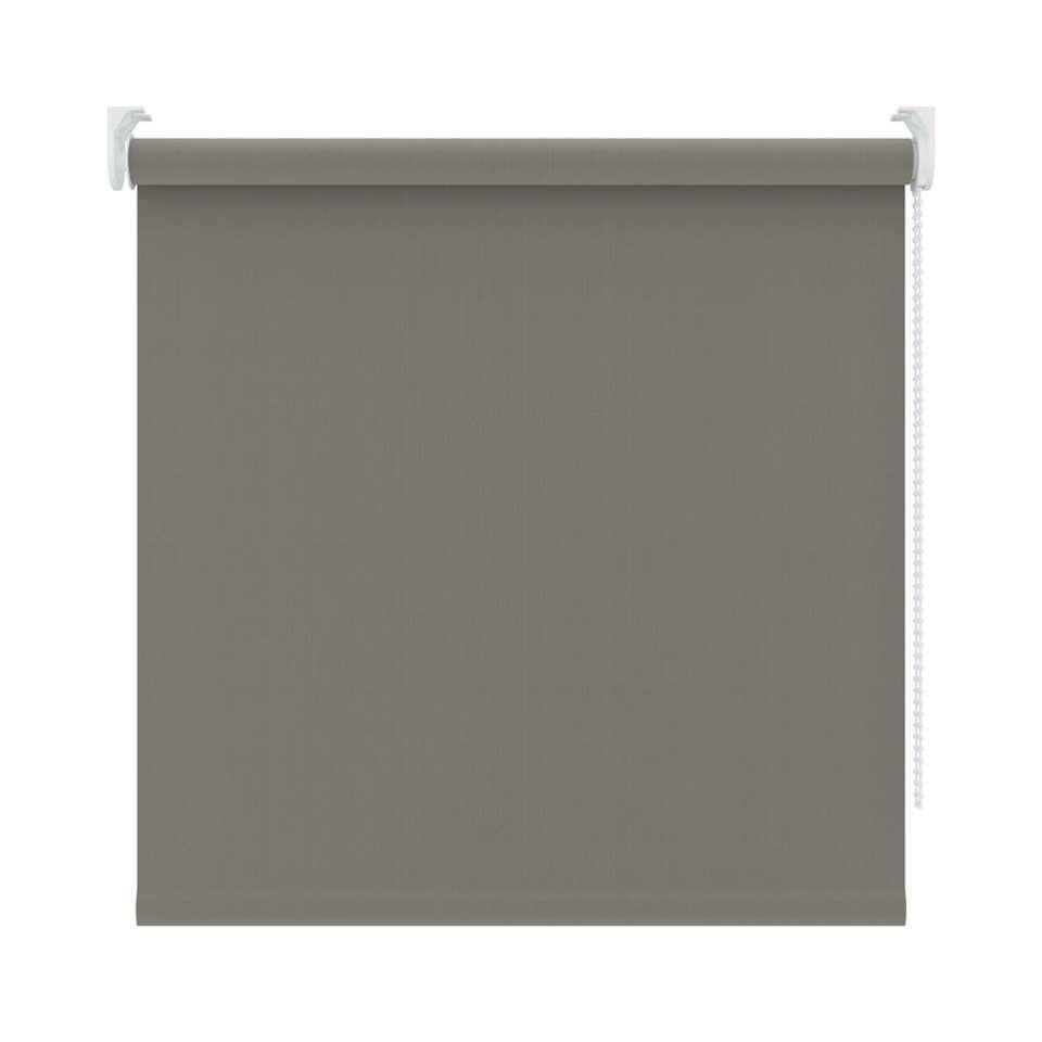 store enrouleur occultant gris chaud 210x190 cm. Black Bedroom Furniture Sets. Home Design Ideas
