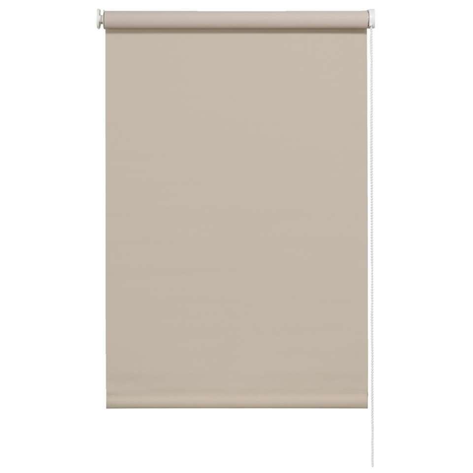 Store enrouleur occultant - sable - 60x190 cm