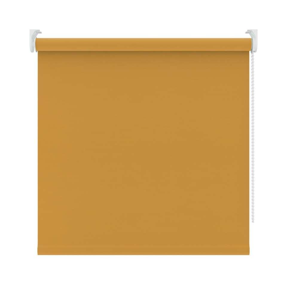 store enrouleur occultant jaune ocre 90x190 cm. Black Bedroom Furniture Sets. Home Design Ideas