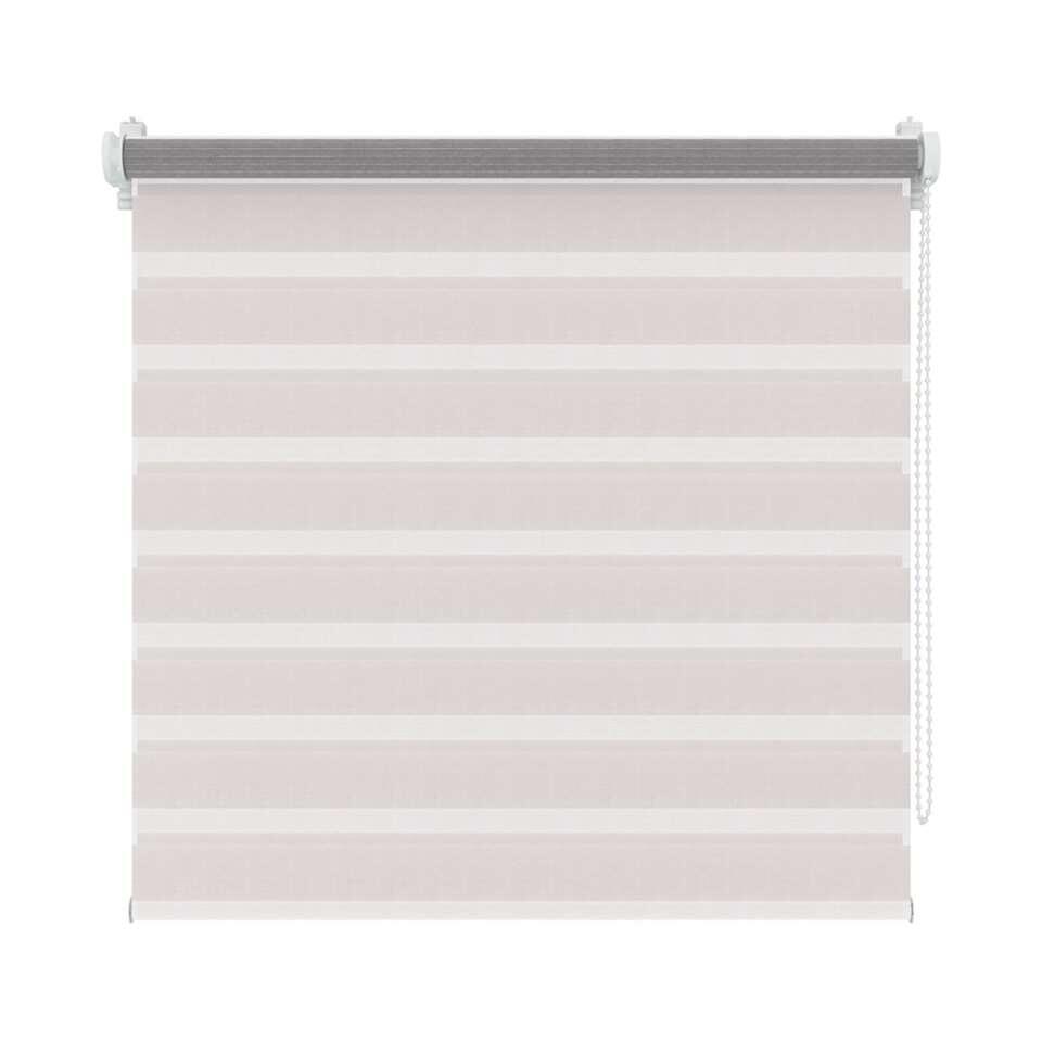 Store enrouleur jour et nuit - blanc - 120x210 cm