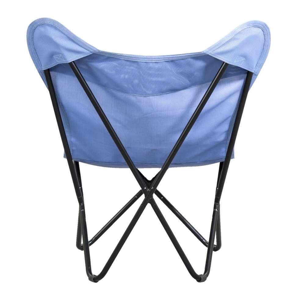 Relaxstoel Voor In De Tuin.Relaxstoel Gerona Blauw