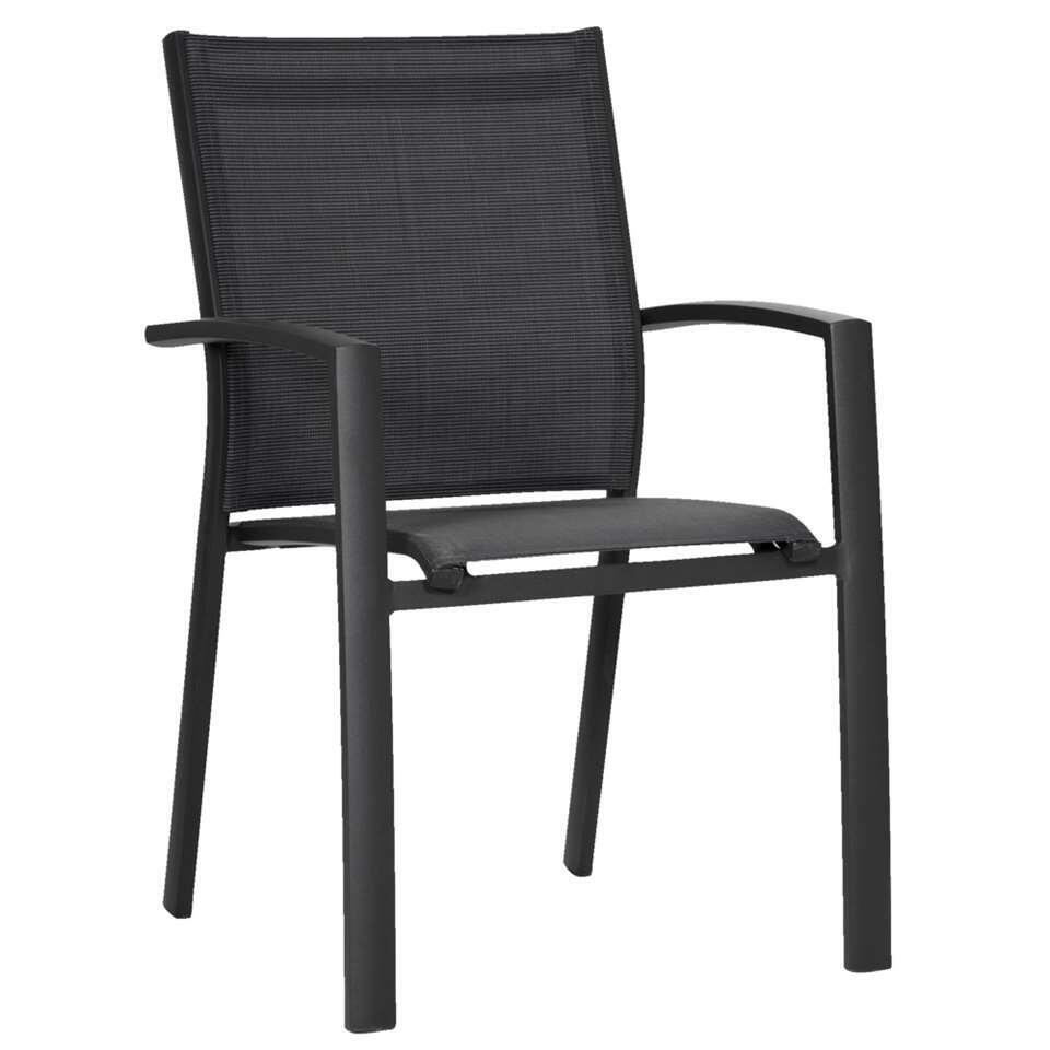 Le Sud fauteuil empilable Costa - gris