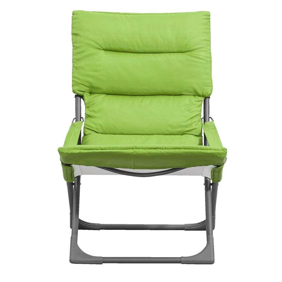 Relaxfauteuil Vigo - groen - Leen Bakker