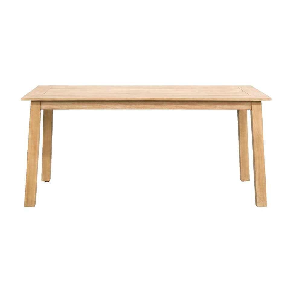 Le Sud tafel Nancy - acacia - 170x90x77 cm - Leen Bakker