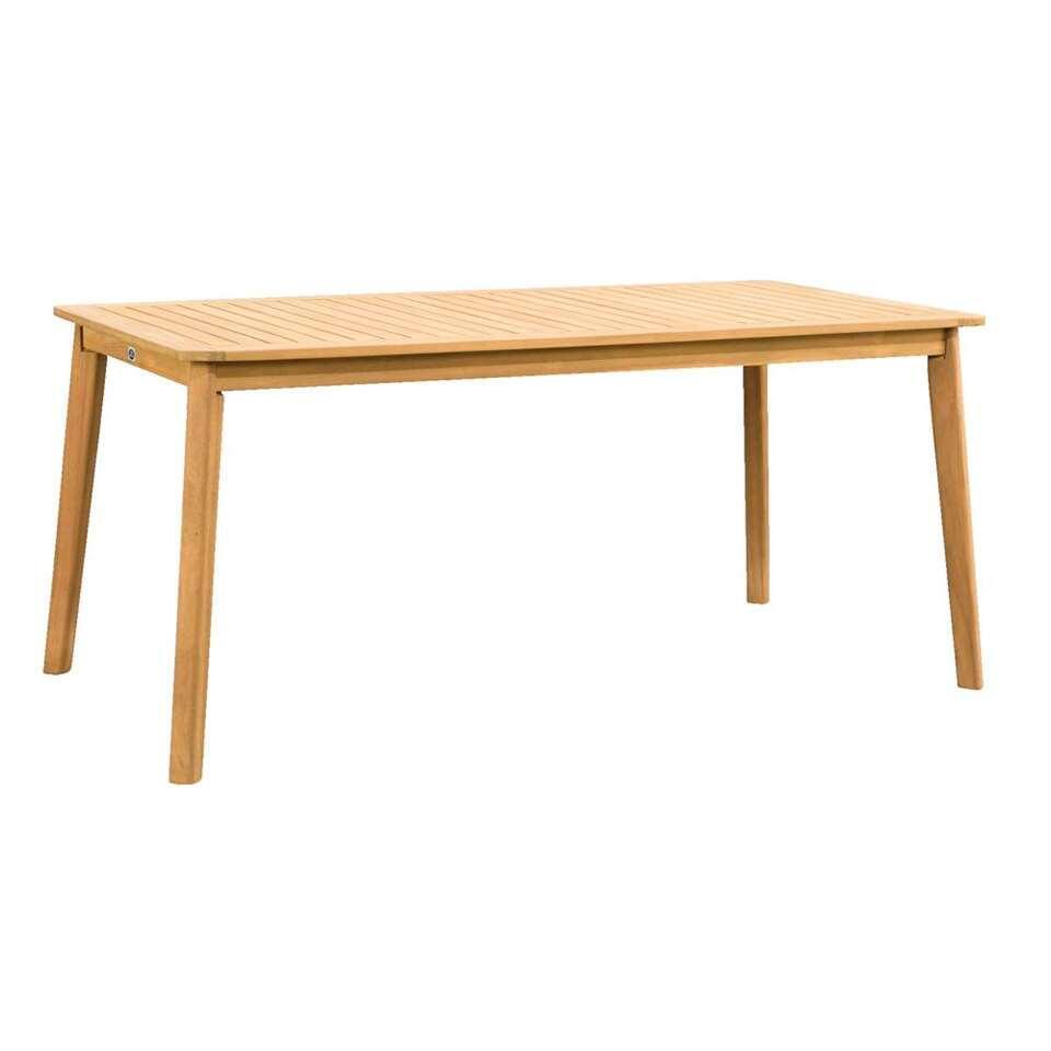 Le Sud tafel Dijon - acacia - 170x90x77 cm - Leen Bakker