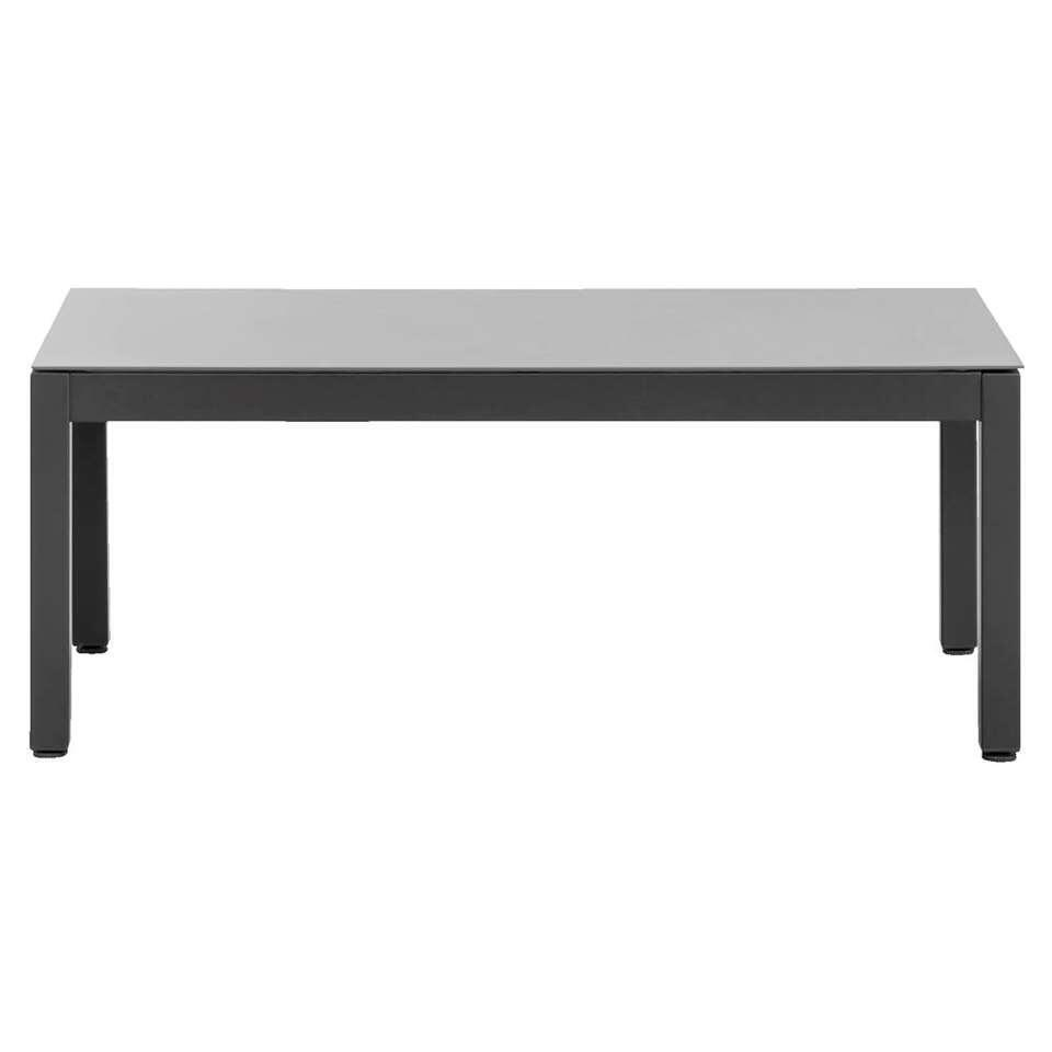 Le Sud table lounge Grenoble - anthracite