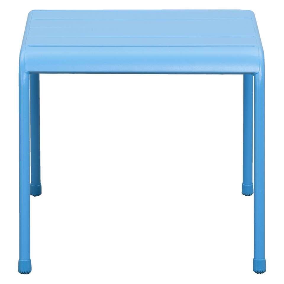 Tafel Fortaleze - blauw - Leen Bakker