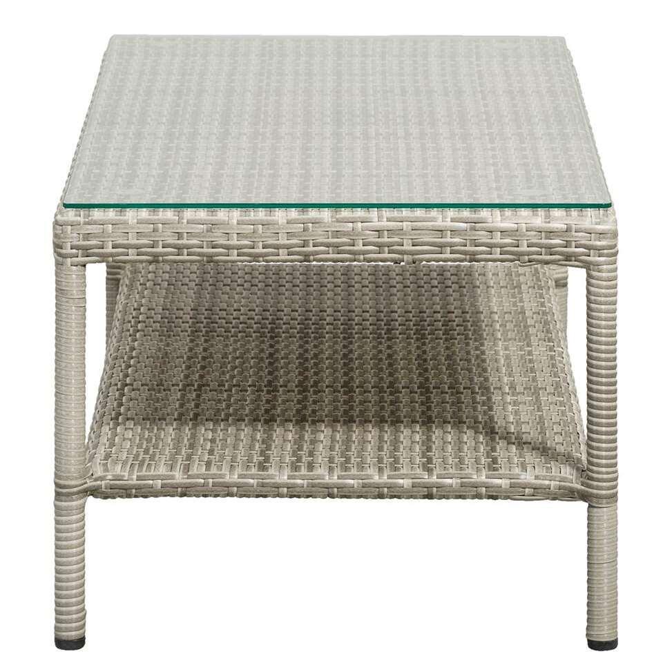 Loungetafel Ronda - 41x110x52 cm - Leen Bakker
