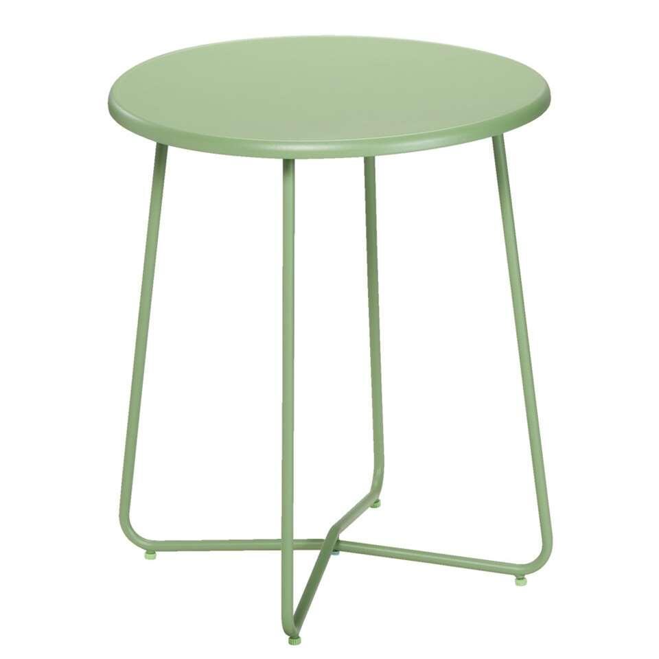 Tafel Nice - groen - 60x70 cm - Leen Bakker