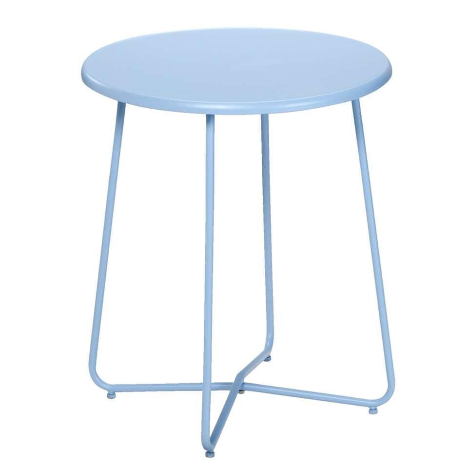 Tafel Nice - blauw - 60x70 cm - Leen Bakker