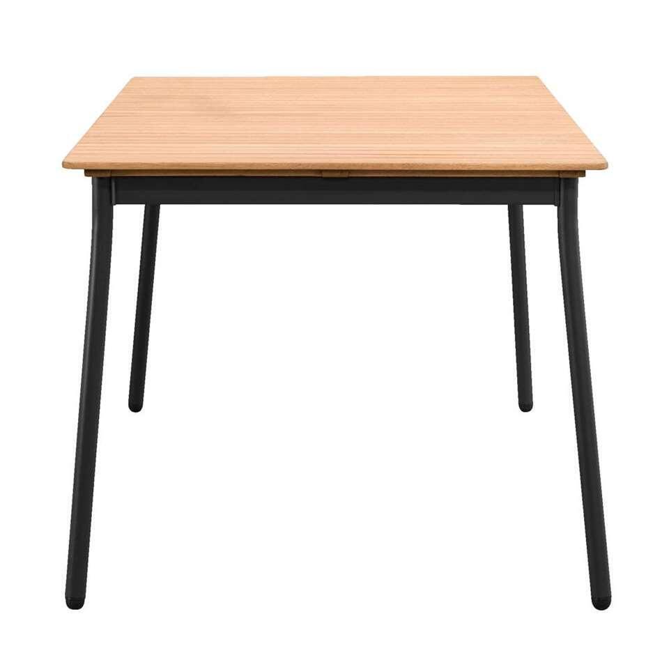 Le Sud tafel Loire - naturel - 147x90x76 cm - Leen Bakker