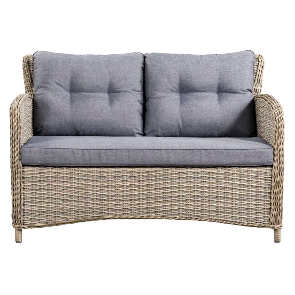 Le Sud canapé lounge Verona - gris