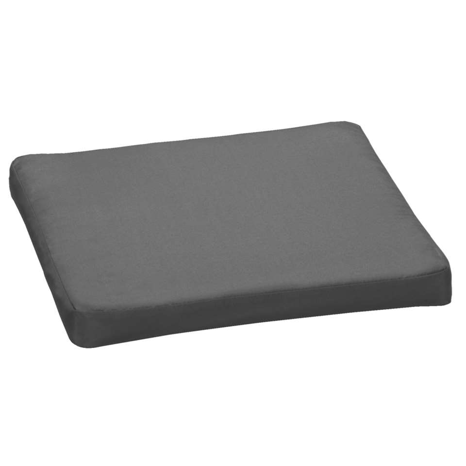 Allibert tabouret/repose-pied Cube - gris (avec coussin)