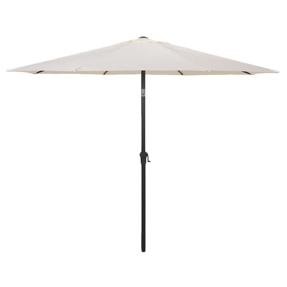 Le Sud parasol Dorado met tilt - ecru - Leen Bakker