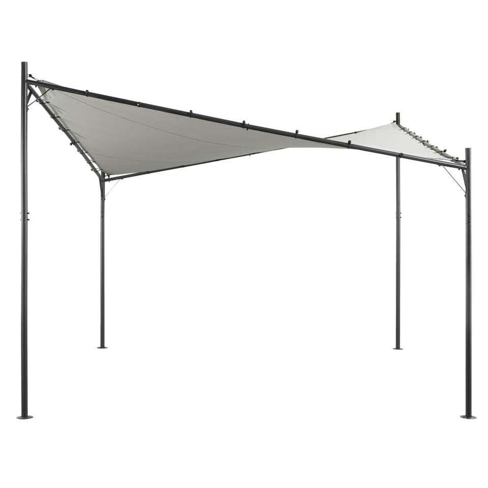 Pavillon Santander - gris - 300x300x270 cm