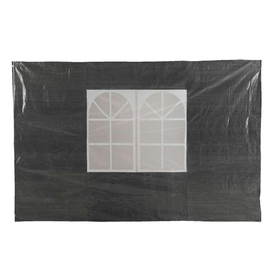 Parois de la tonnelle Ambiance, 2 pièces - grises - 200x300 cm