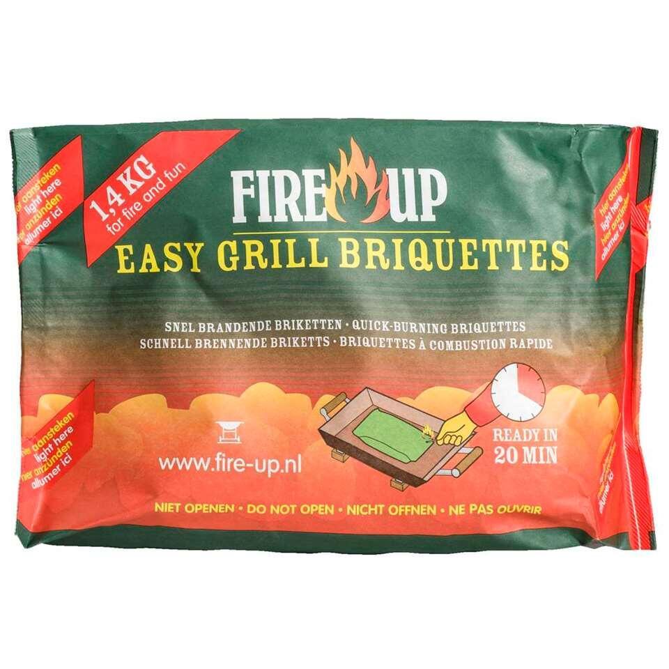 Easy Grill briketten - 1 - Leen Bakker