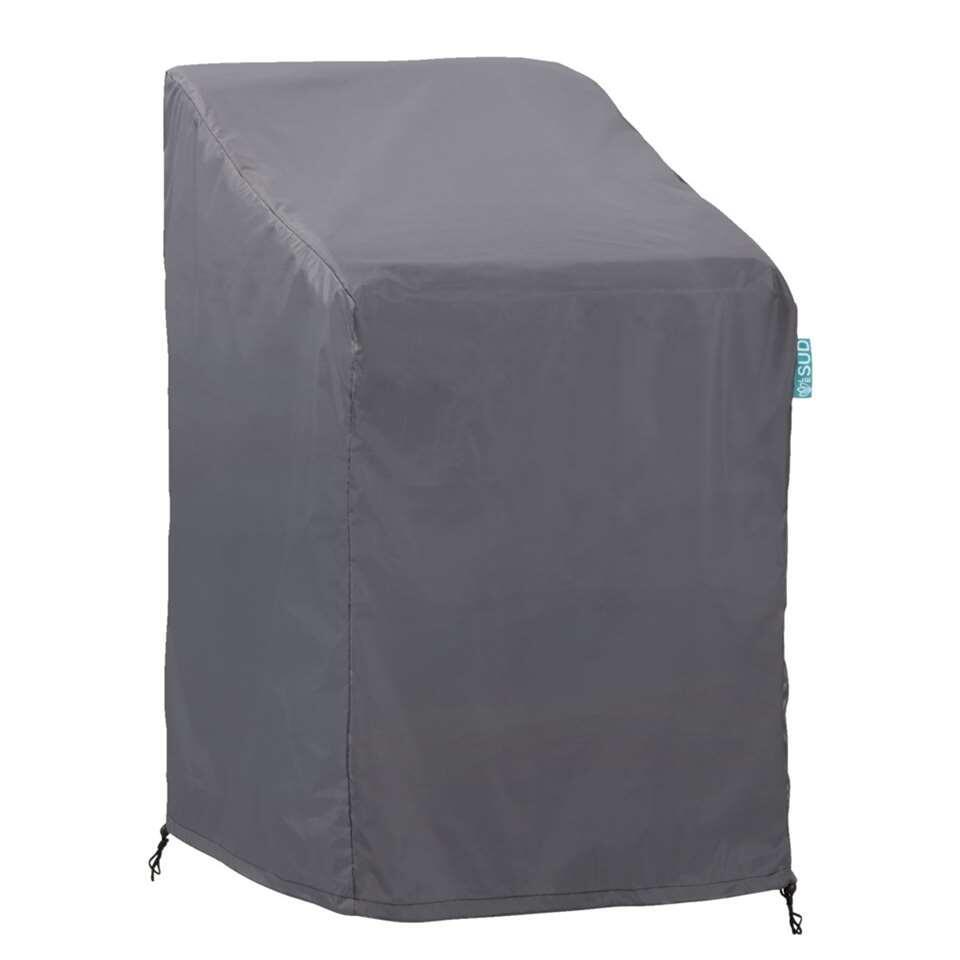 Le Sud hoes voor stapelstoel - 67x67x80/110 cm - Leen Bakker