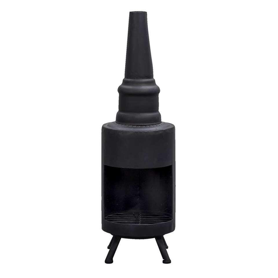 Terrashaard Sfeer - zwart - 29,5x48 cm - Leen Bakker