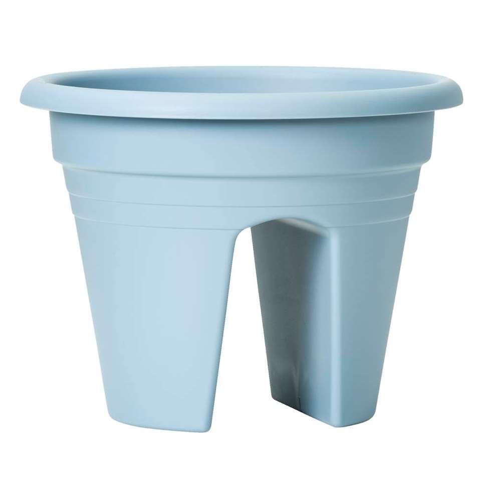 Balkonbak Ravi - blauw - Leen Bakker