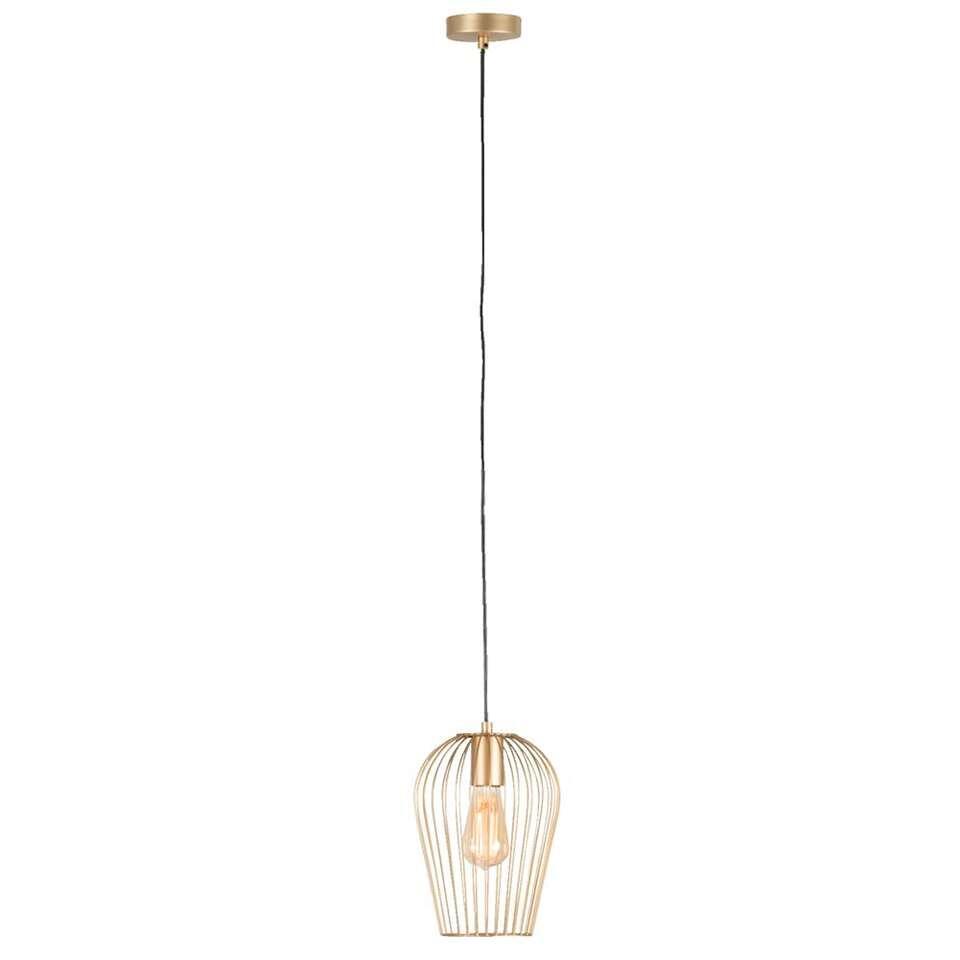 Hanglamp Lagos - goudkleurig - 19 cm
