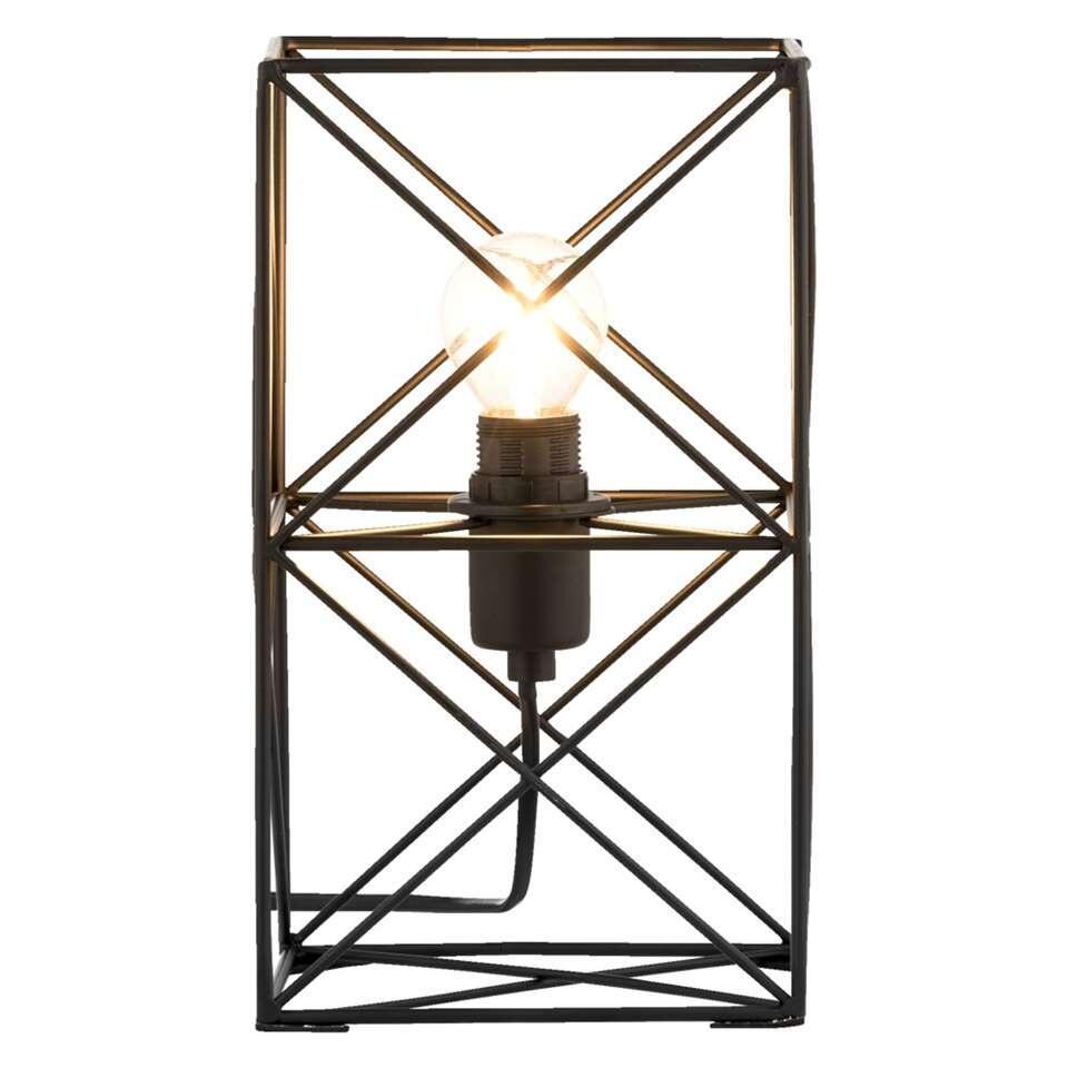 Lampe de table Noud - noire