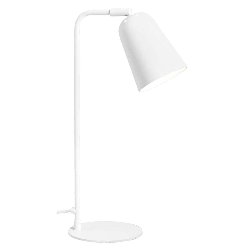 Lampe de table Turijn - blanc terne