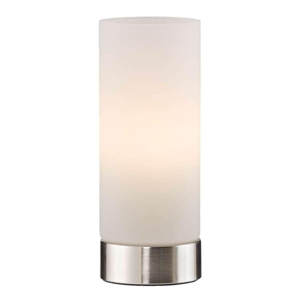 Lampe de table Rotterdam - blanche - 13,5x27 cm