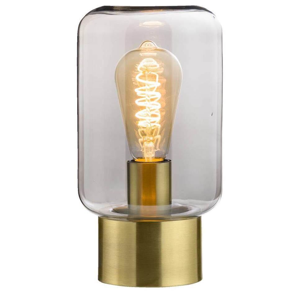 Lampe de table Zimmer - vieux bronze
