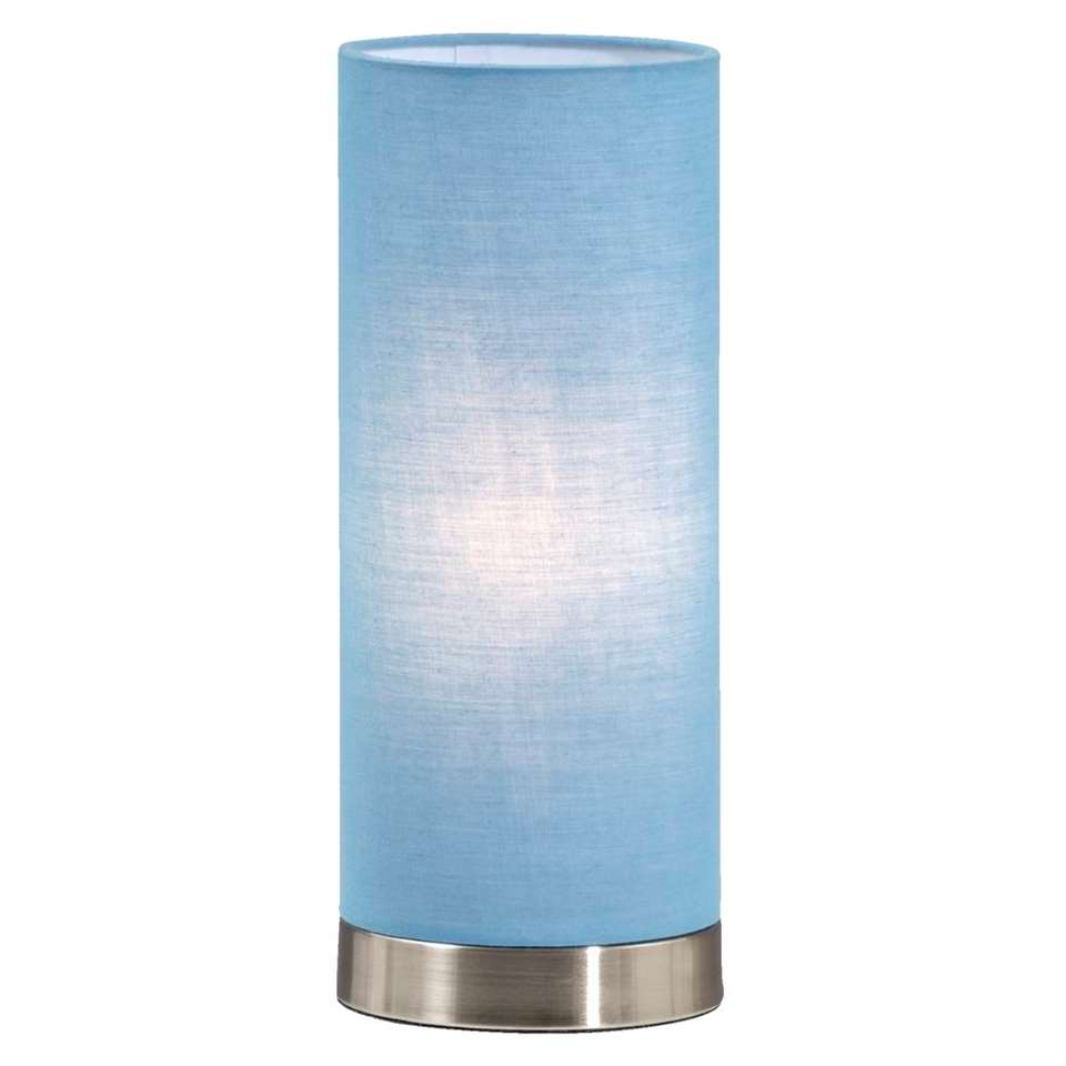 Lampe de table Fabric - bleue