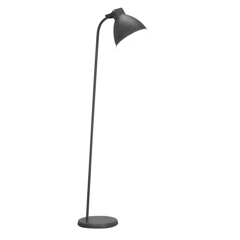 Vloerlamp John - grijs
