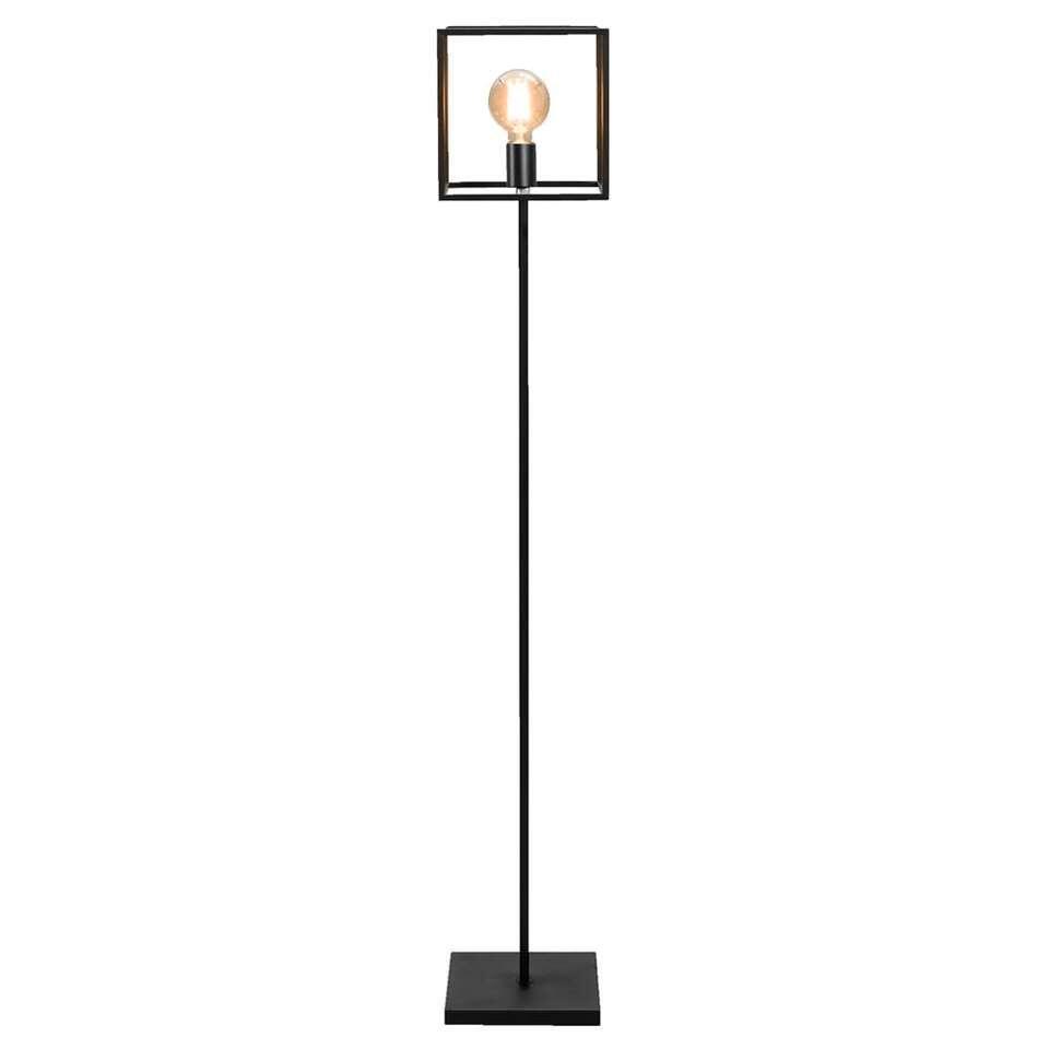 Vloerlamp Arthur - zwart - metaal