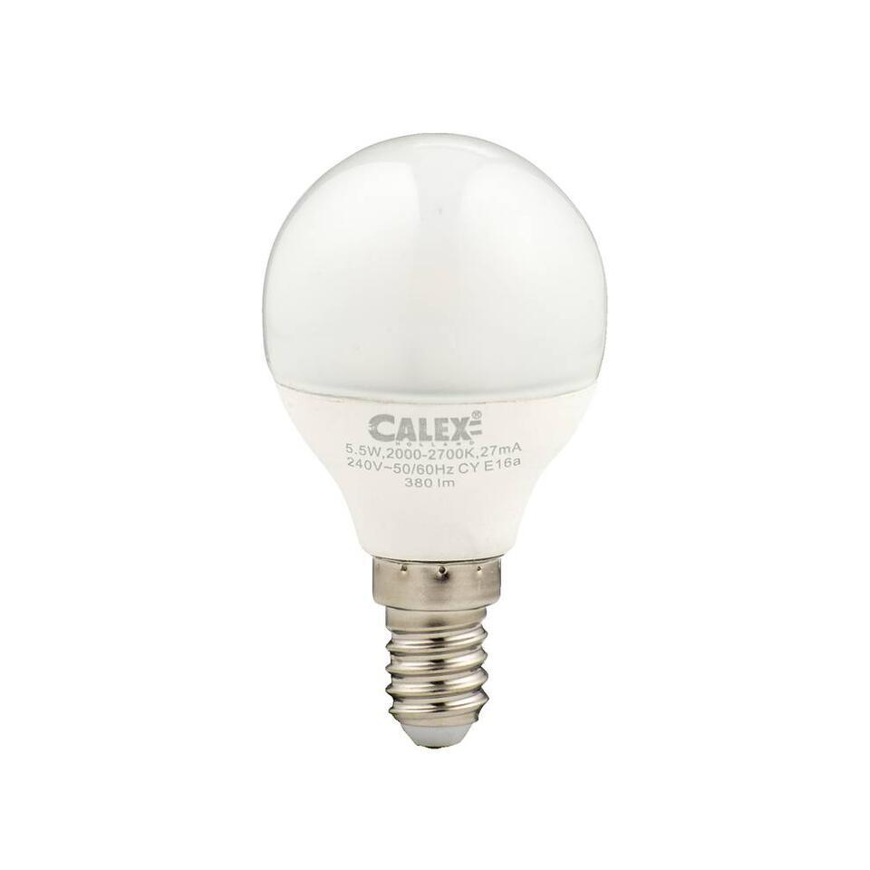 Ampoule Calex Sphérique E14 Led Variotone 8n0wNm