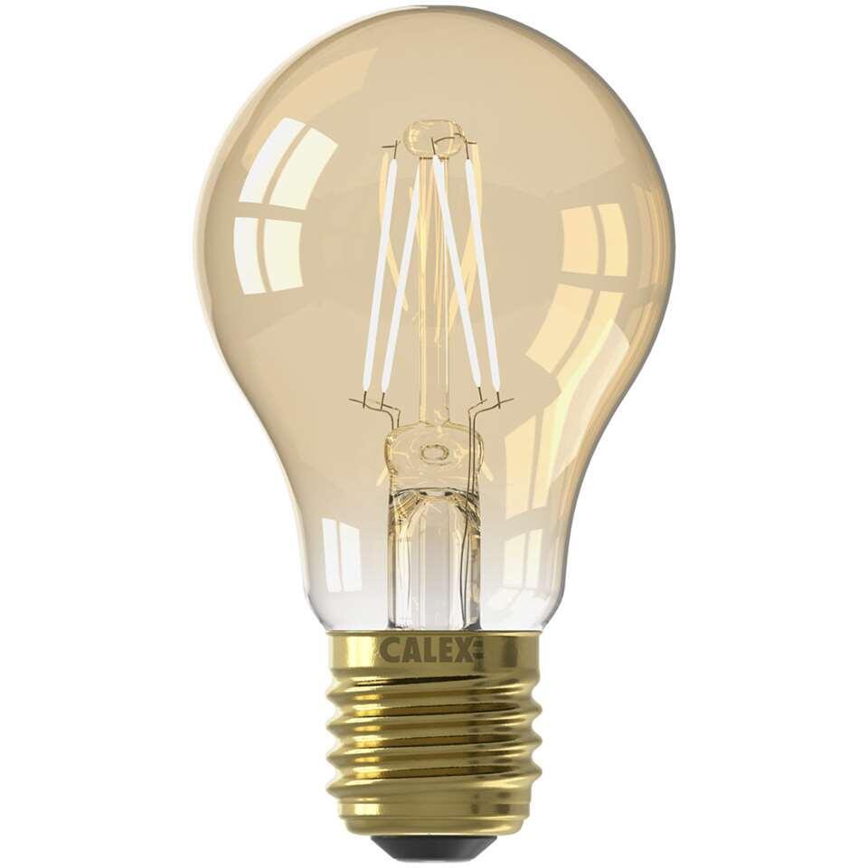 calex ampoule standard filament led e27 couleur or. Black Bedroom Furniture Sets. Home Design Ideas