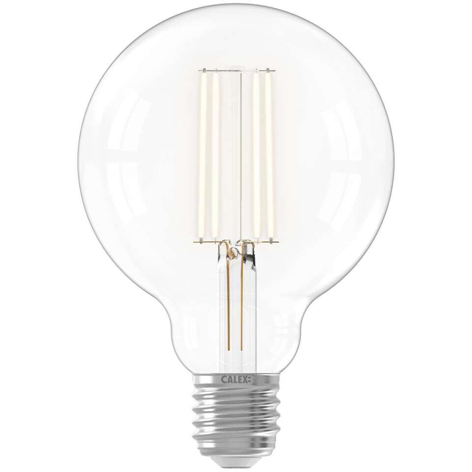 Calex Ampoule Led Filament Globe Long Glb95 45RALj