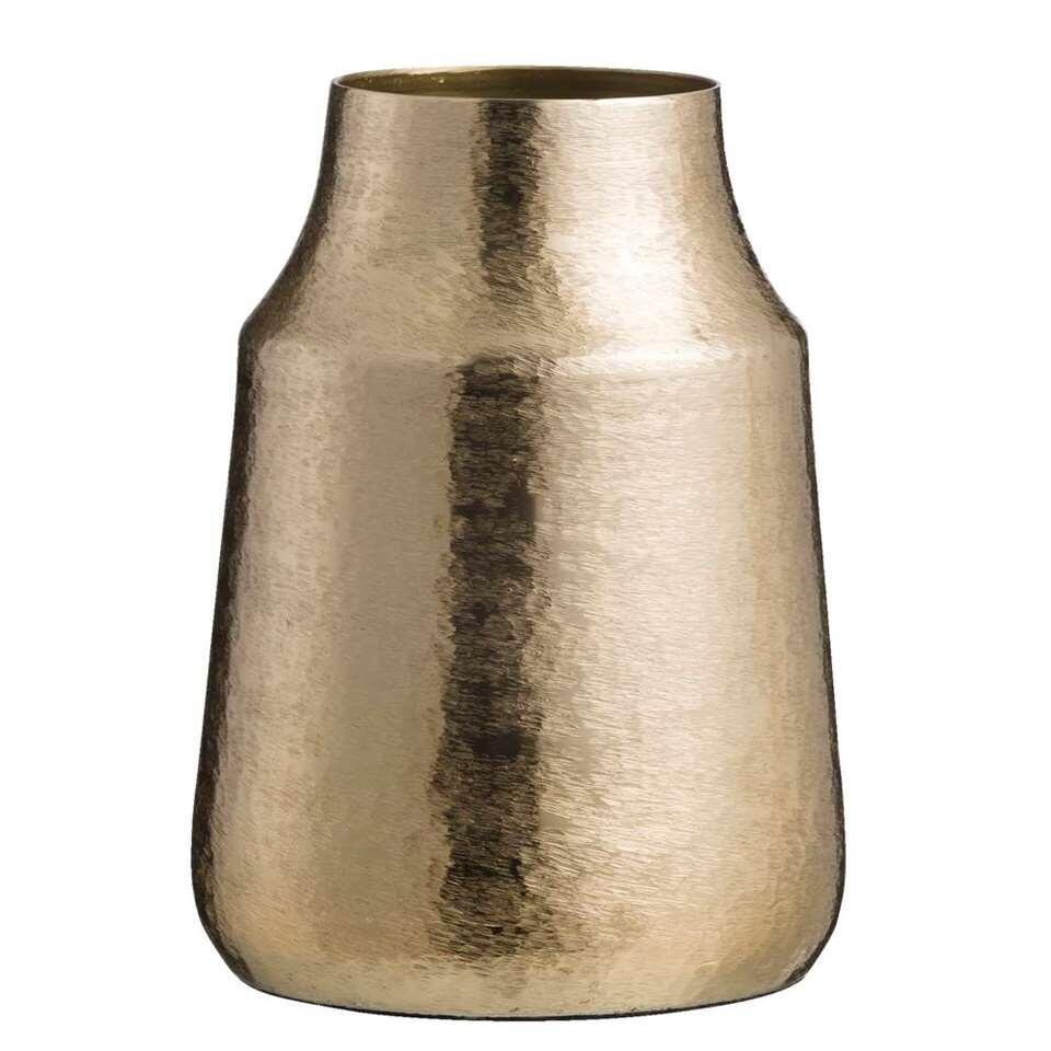 Vase Gregor - couleur de laiton - 29x22 cm