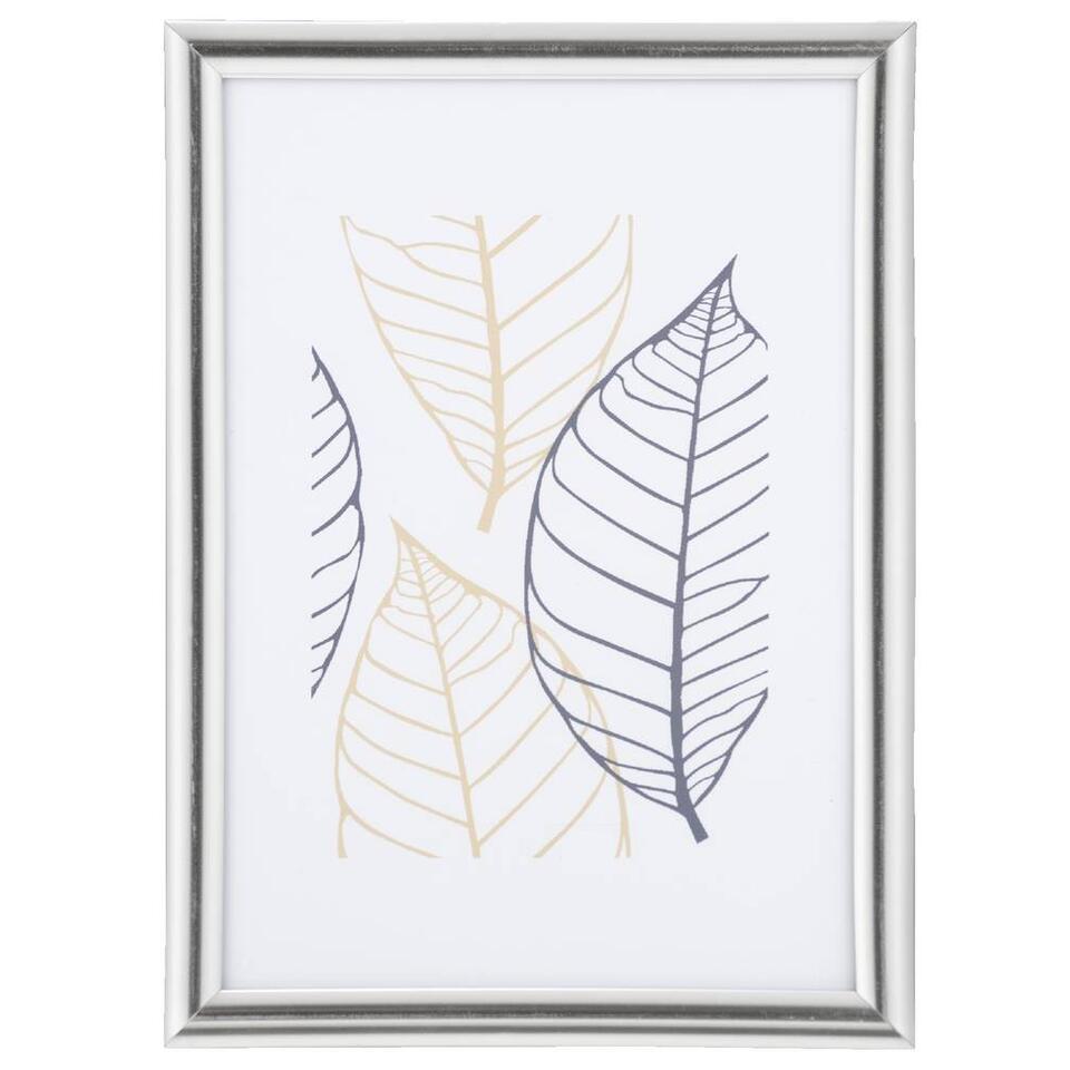 Fotolijst Easy Frame - zilver - 10x15 cm