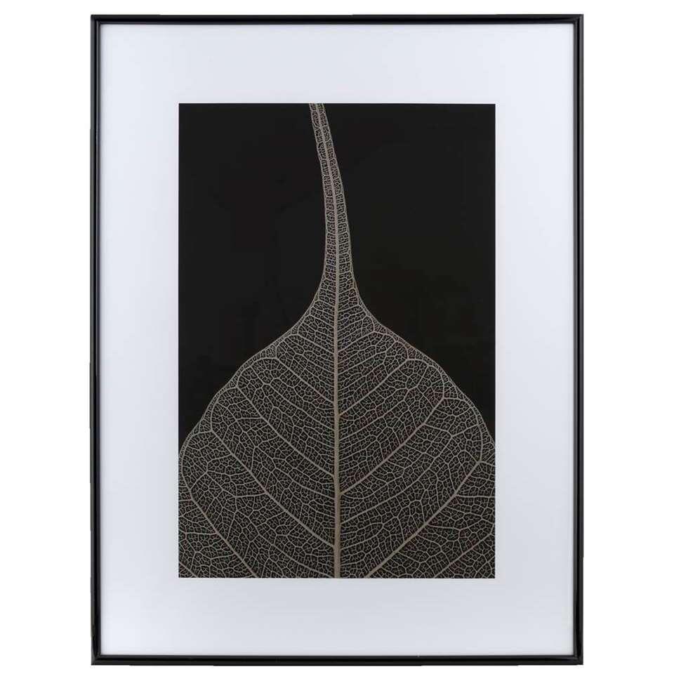 Cadre de photo Easy Frame - noir - 60x80 cm