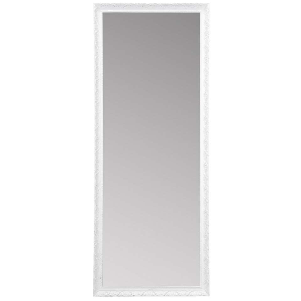 Miroir Mozart - blanc - 58x145 cm