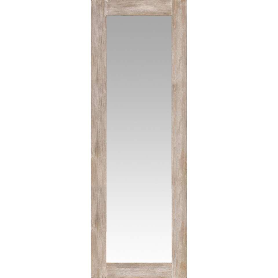 Miroir Noa - couleur naturelle - 50x145 cm