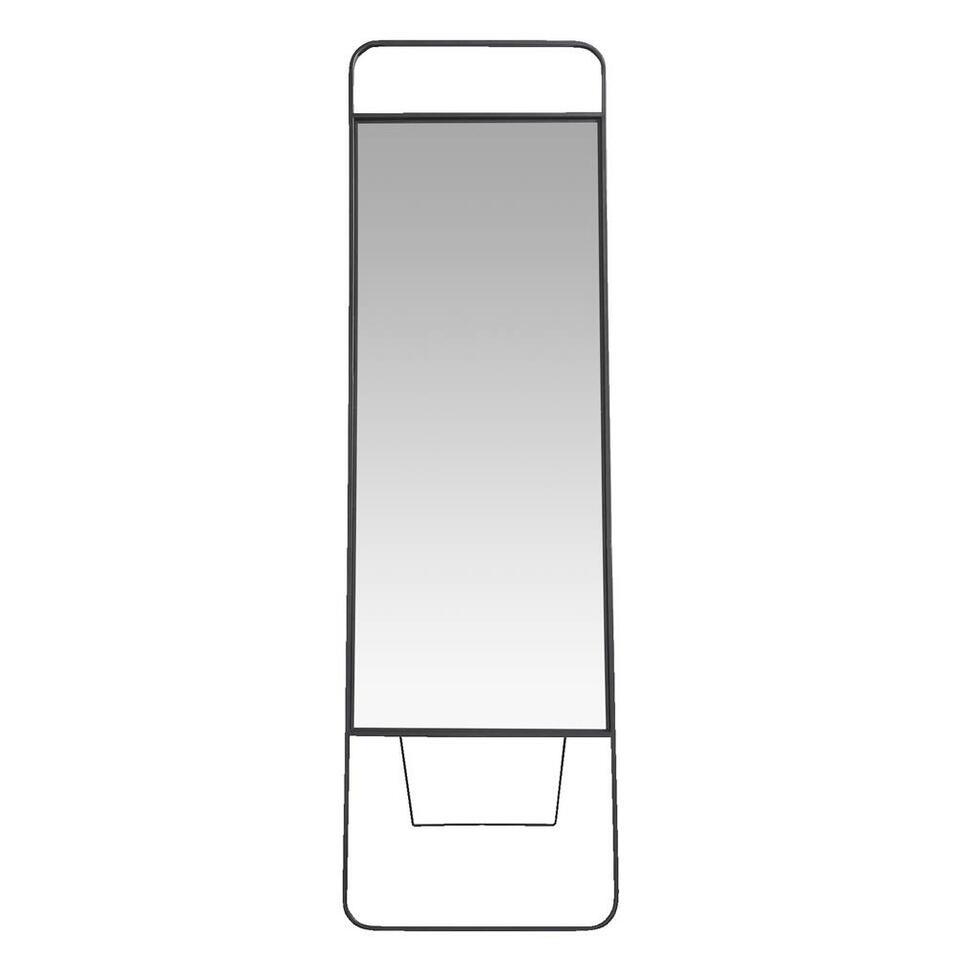 Miroir Nagoya - noir - 170x50x2 cm