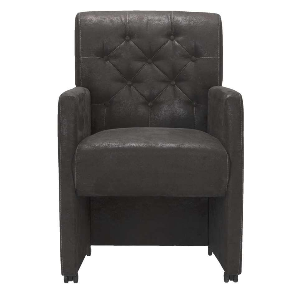 Chaise Emily - anthracite