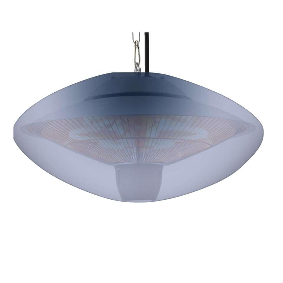 Hoes Plafondheater - wit - 60x60x60 cm - Leen Bakker