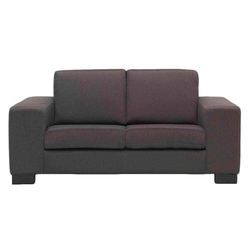 canap java gris fonc 2 places. Black Bedroom Furniture Sets. Home Design Ideas