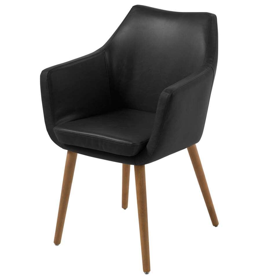 chaise uppsala ska noire 1 pi ce. Black Bedroom Furniture Sets. Home Design Ideas