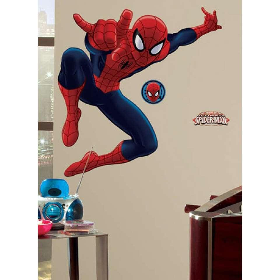 Roommates Autocollant Mural Marvel Ultimate Spiderman