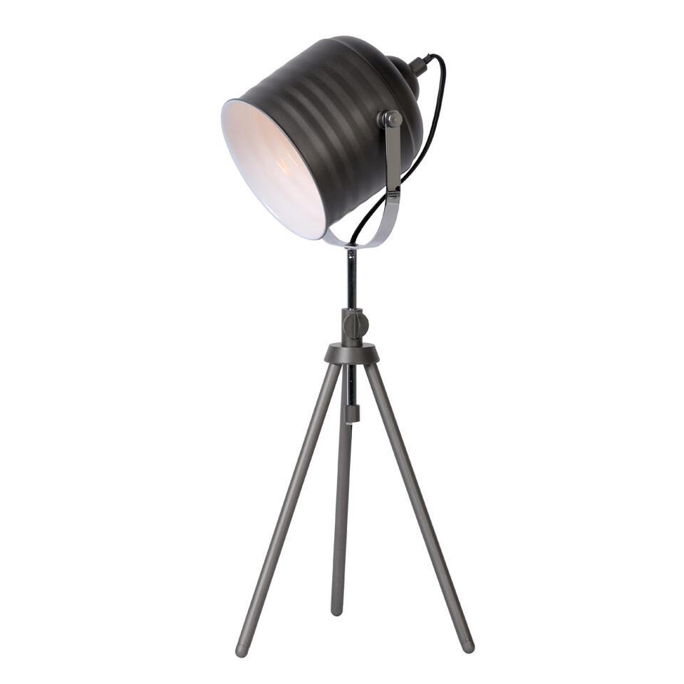 Jij hebt zelf de regie in handen met tafellamp Studio! Studio kan je in de hoogte aanpassen tot maximaal 62 centimeter.