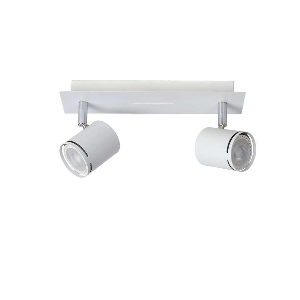 Lucide LED spot Rilou - 2 spots - blanc