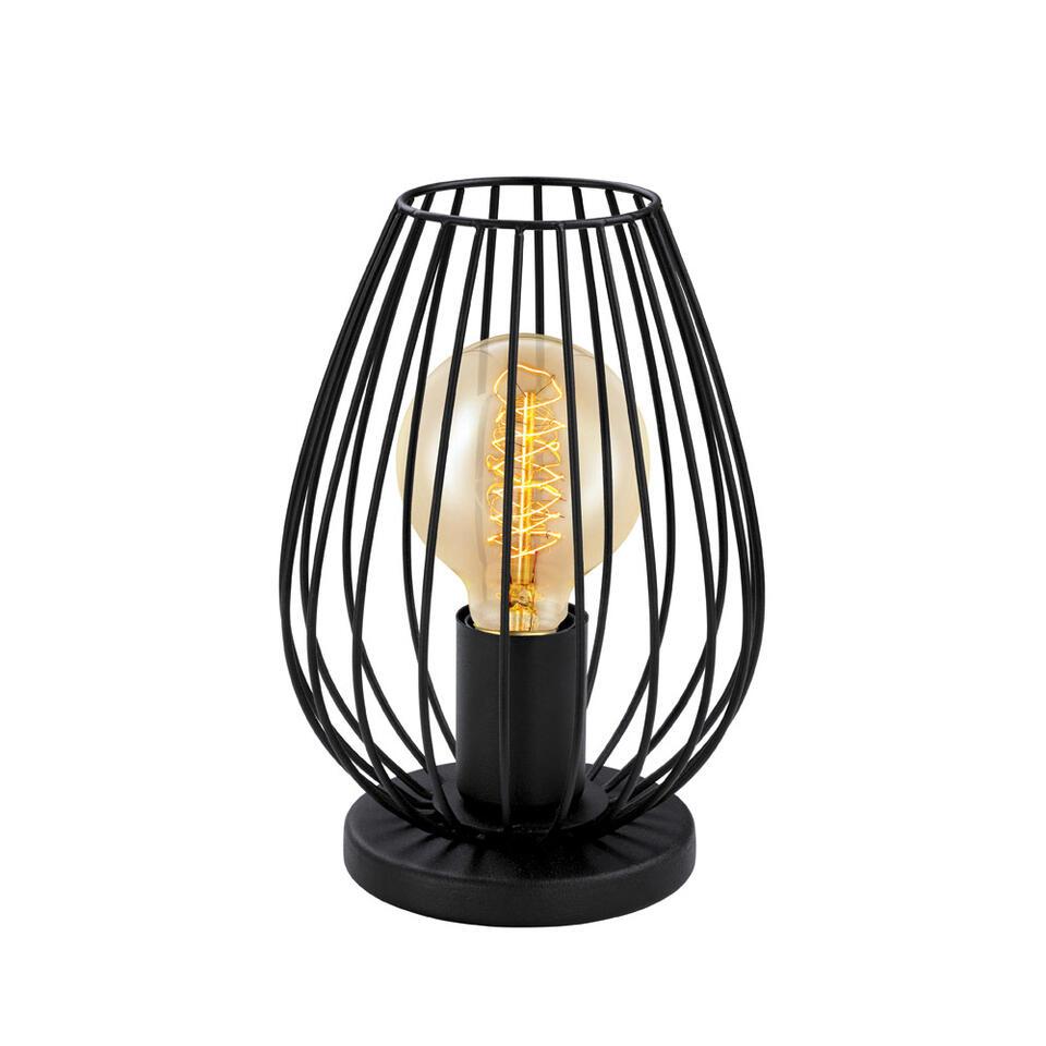 EGLO lampe de table Newton - noire